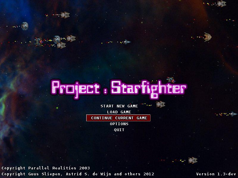 starfighter screenshot
